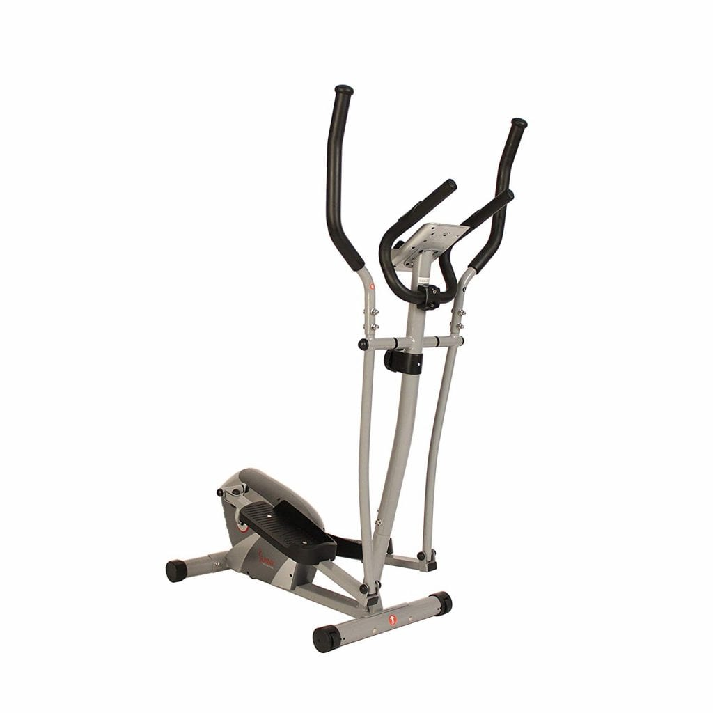 Sunny & Health Fitness Magnetic Elliptical Trainer