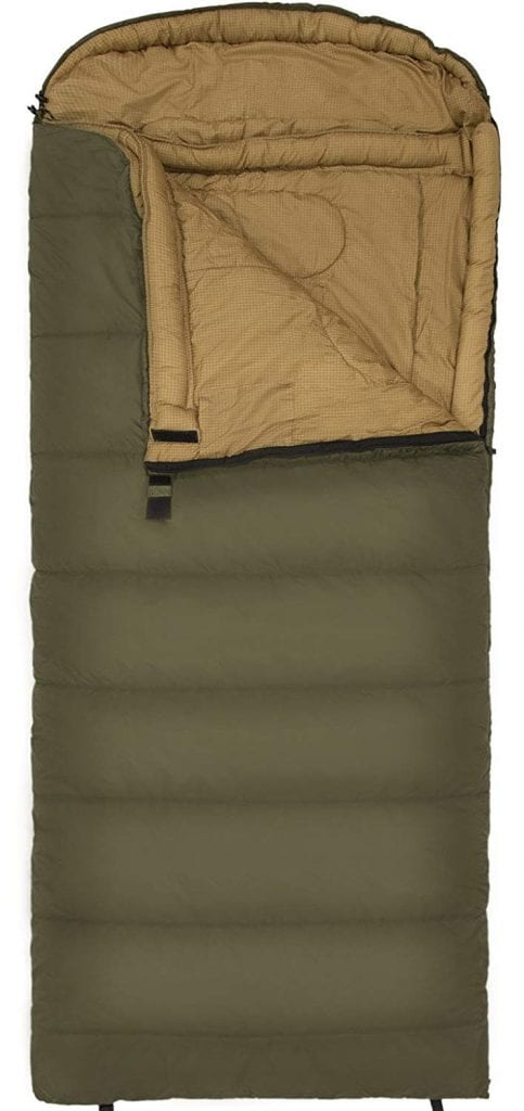 TETON Sports XL Sleeping Bag for Family Camping