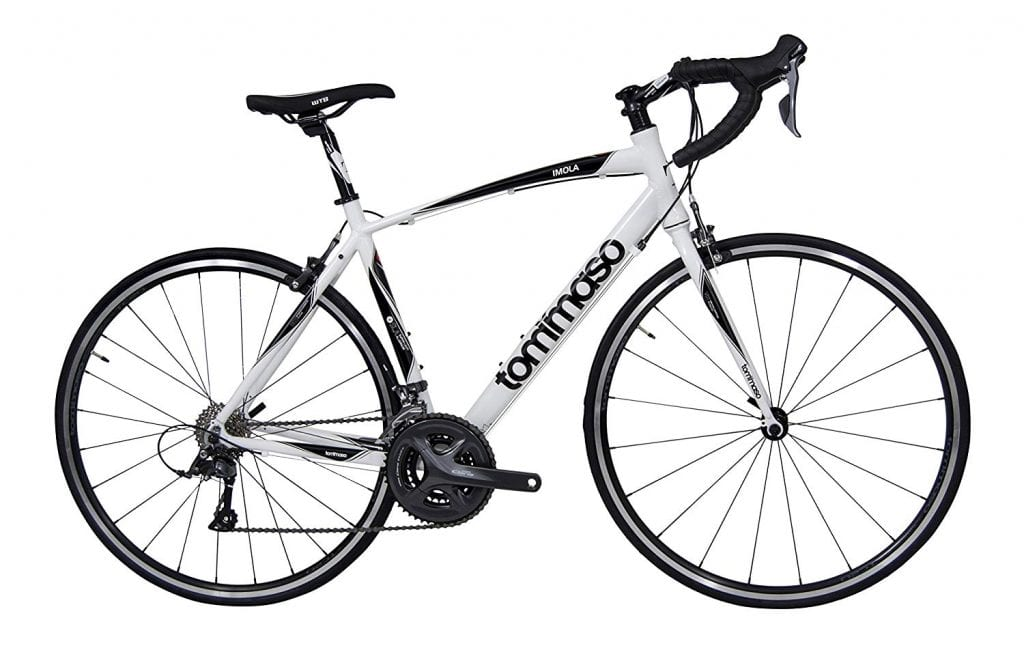 Tommaso Endurance Road Bike, 24 Speeds