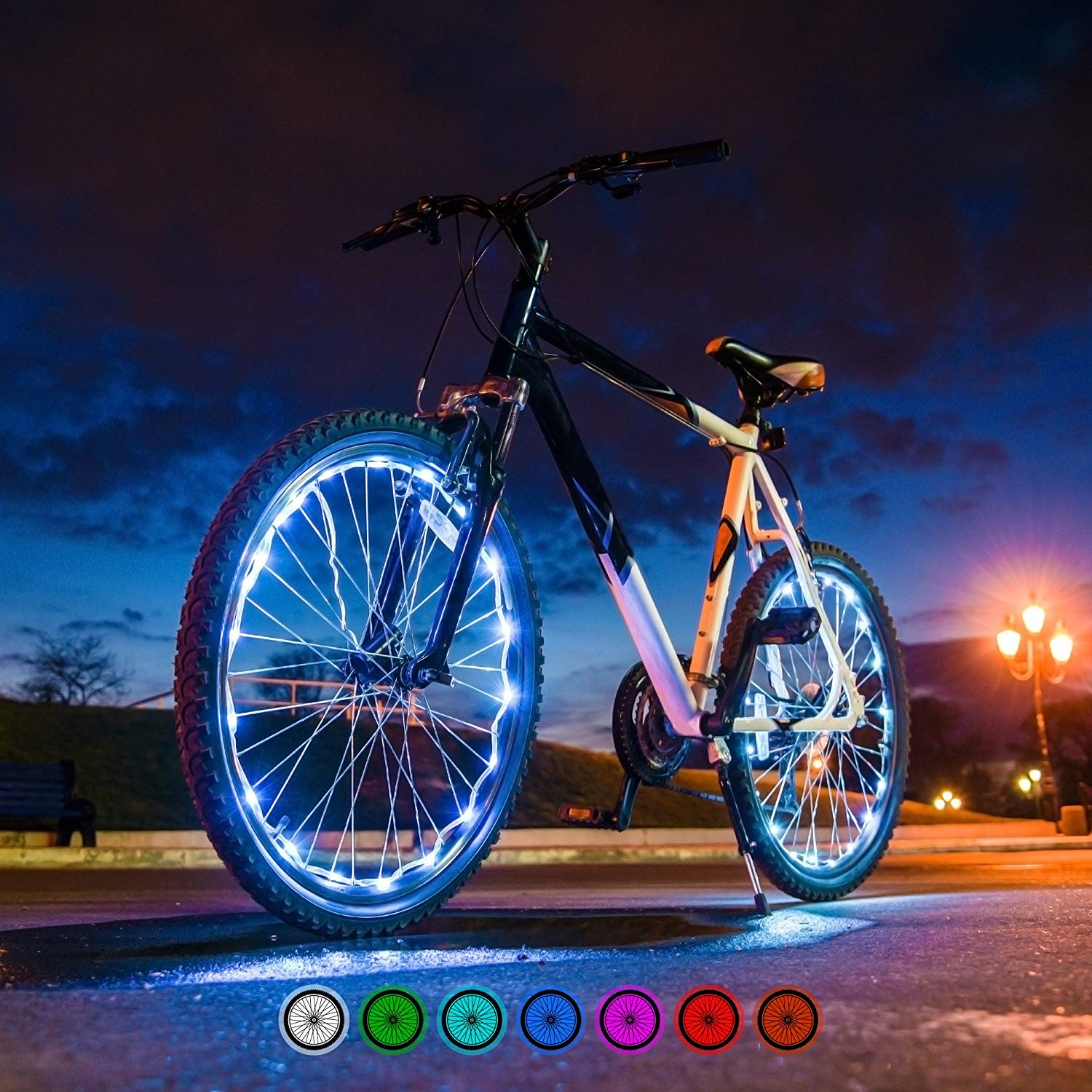 Top 10 Best Bike Wheel Lights In 2019 All Top Ten Reviews