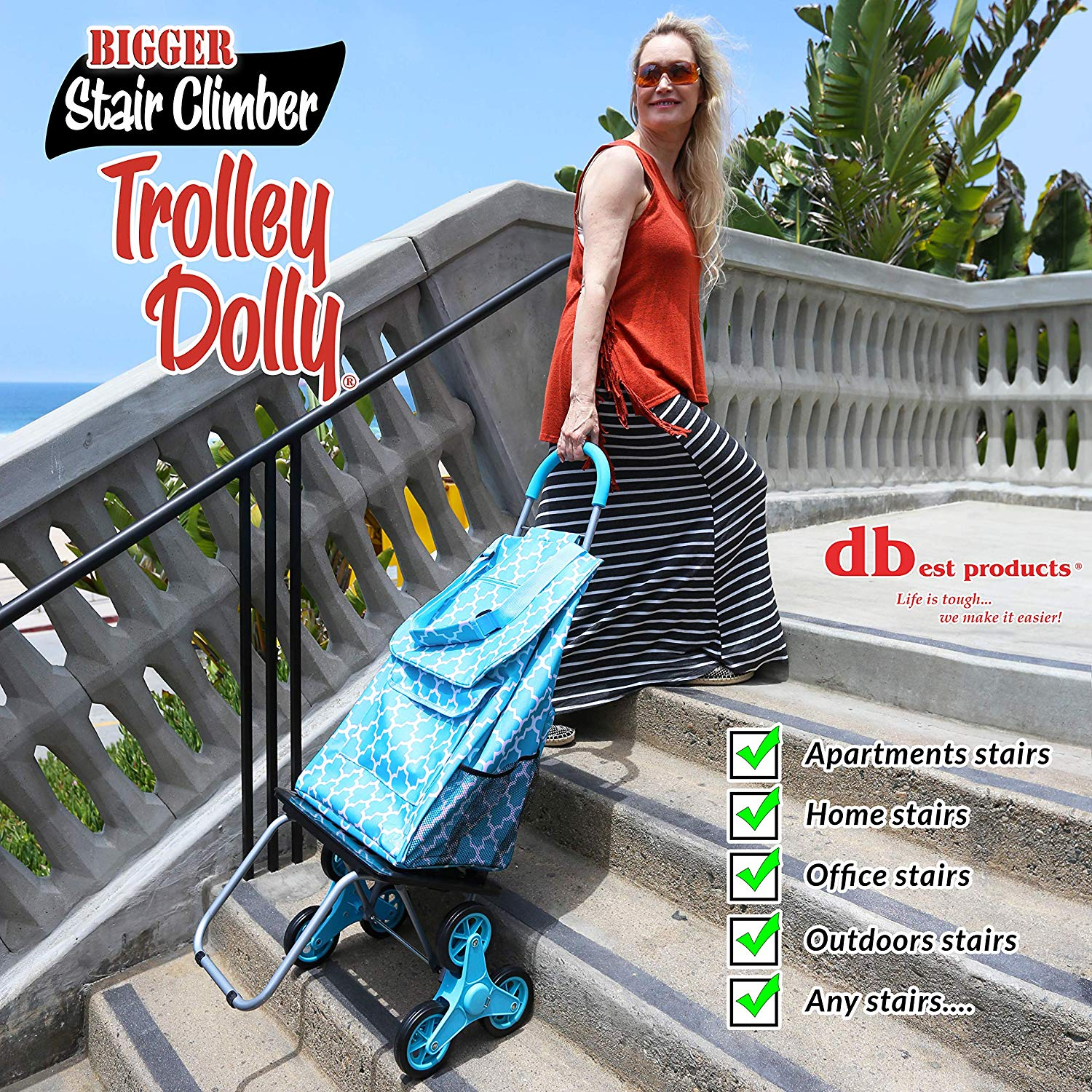 Top 10 Best Stair Climber dolly's in 2019 - All Top Ten Reviews