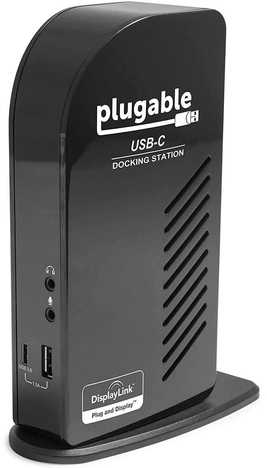 Plugable USB-C Triple Display Docking Station