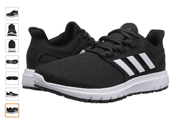 Adidas Men's Energy Cloud 2 Running Shoe