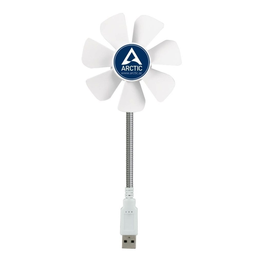 Arctic Portable Breeze Mini Desktop Fan