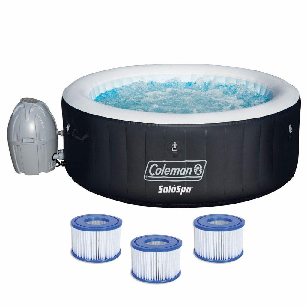 "Coleman 71"" x 26"" Inflatable Tub"