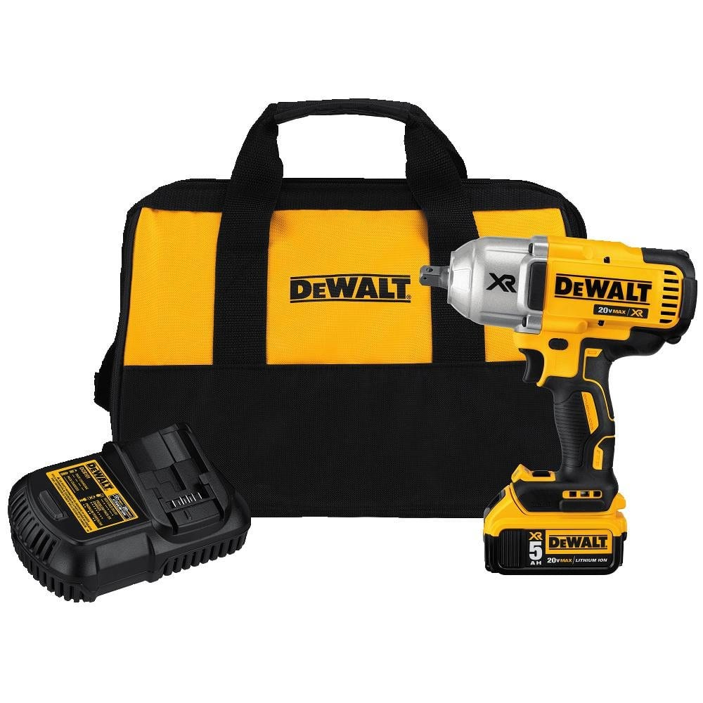 DEWALT DCF899P1 Brushless Impact Wrench Kit