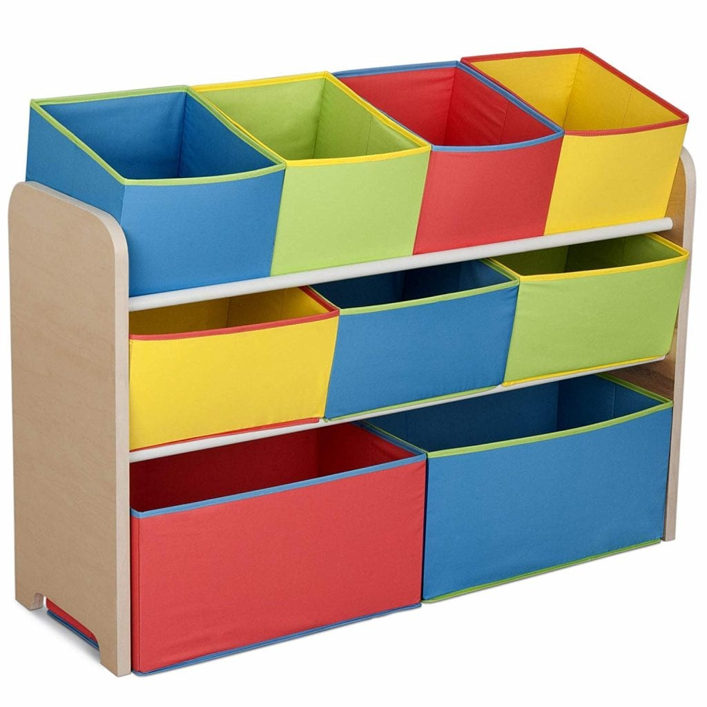 Delta Children's Toy Organizer
