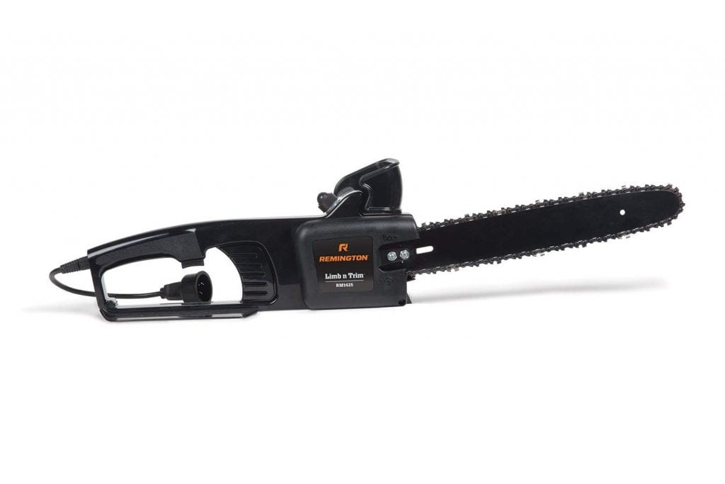 Remington Electric Chainsaw with a Cord