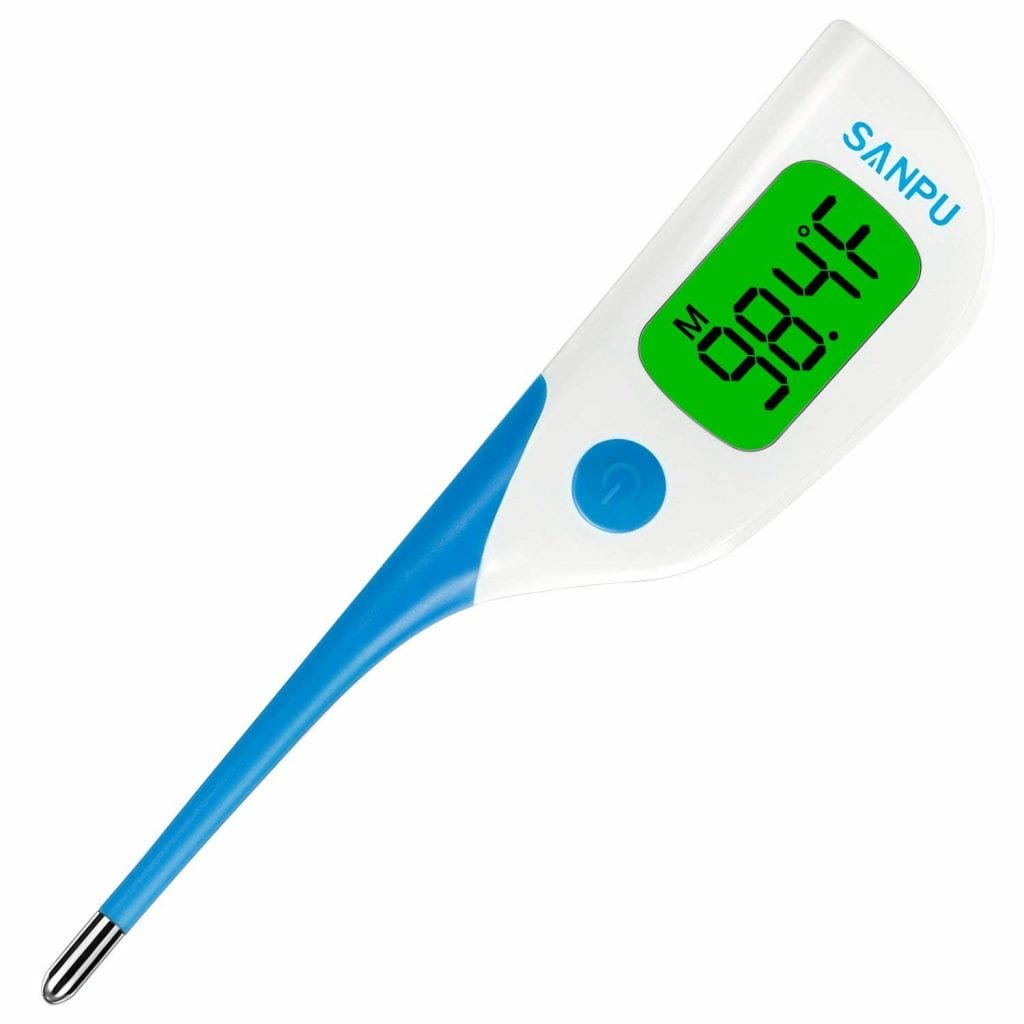 SANPU Oral Thermometer for Baby