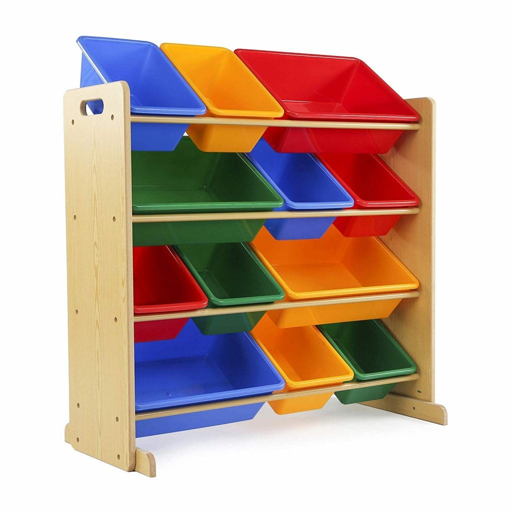 Tot Kids' Toy Organizer