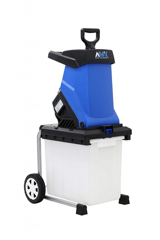 AAVIX AGT308 Electric Chipper & Shredder
