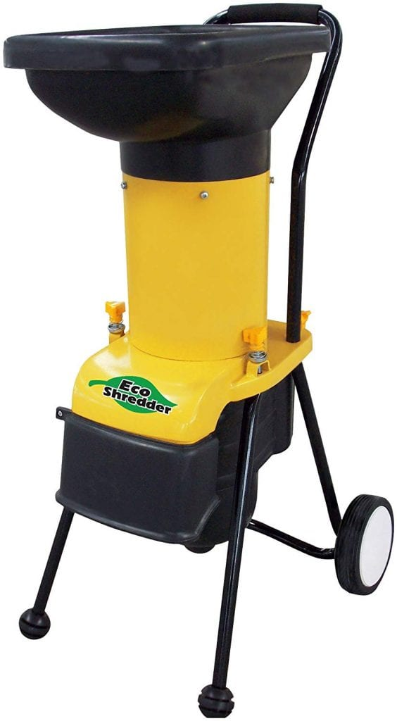 Eco-Shredder ES1600 14-Amp Electric Chipper / Shredder