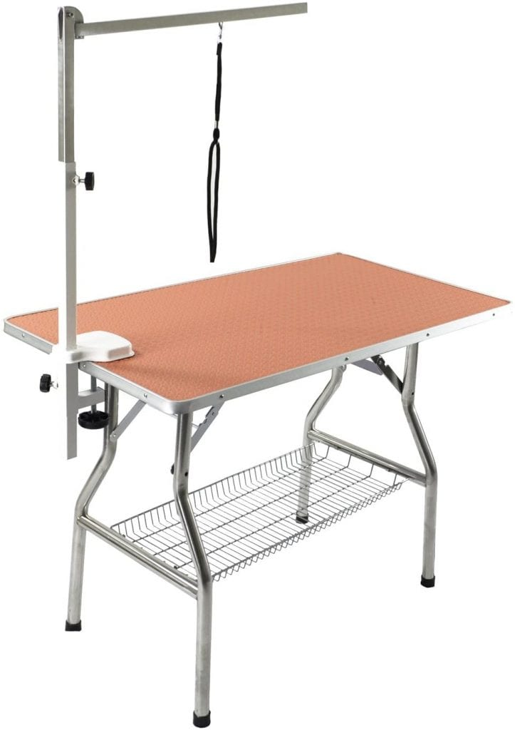 "Flying Pig 32"" Foldable Dog Pet Grooming Table"