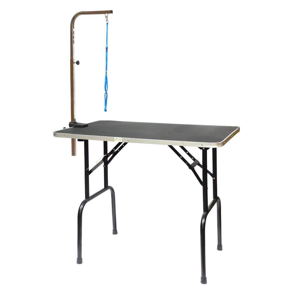 Go Pet Club Grooming Table with Arm