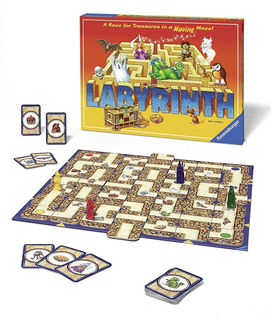 Ravensburger Labyrinth Family Board Game