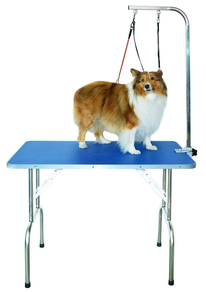 SHELANDY Professional Pet Grooming Table