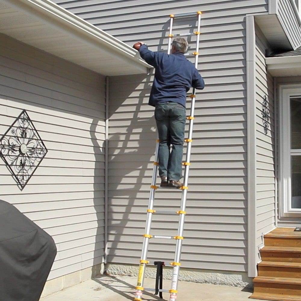Xtend & Climb 770P telescoping-ladders