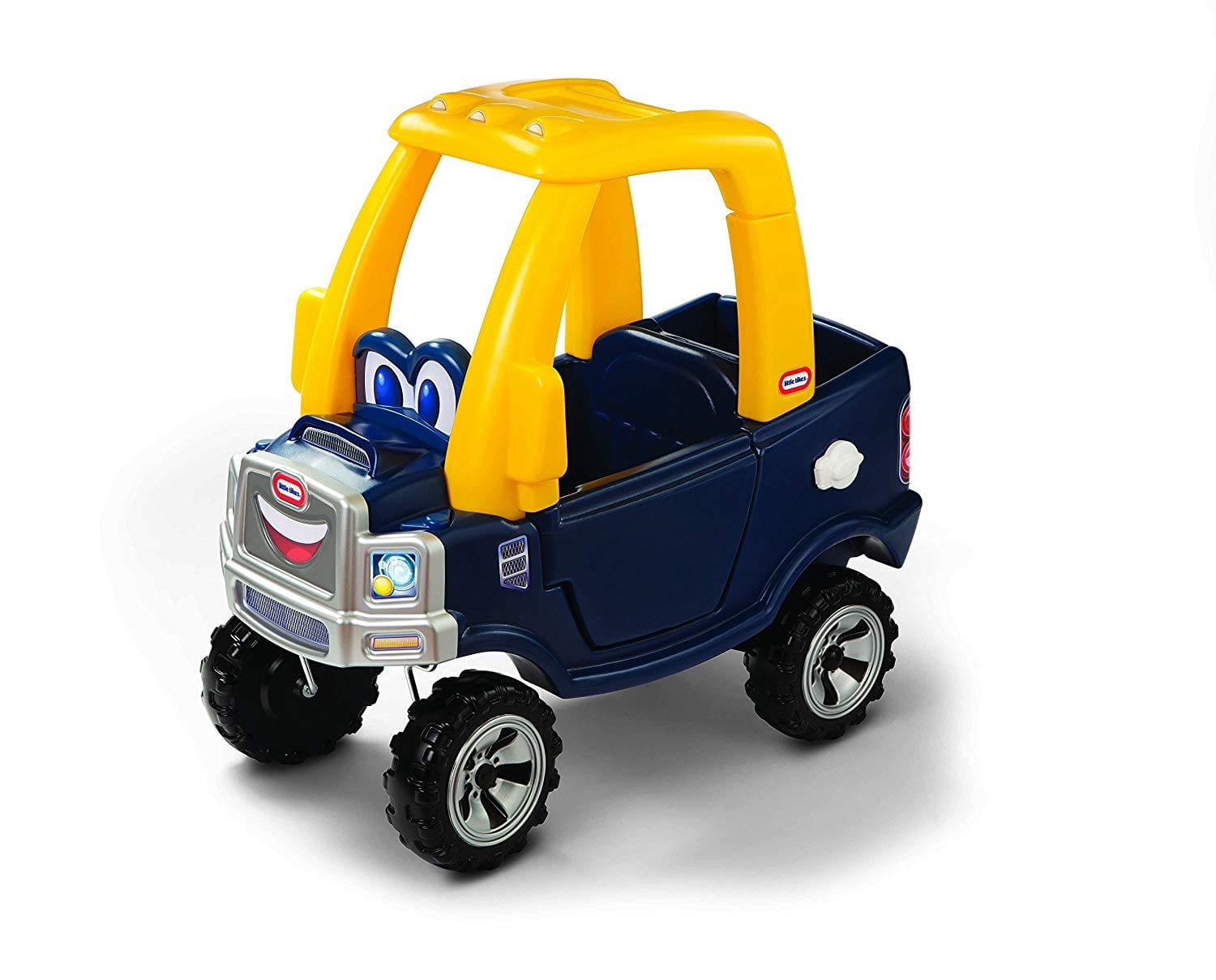 1. Little Tikes Cozy Truck Ride-On
