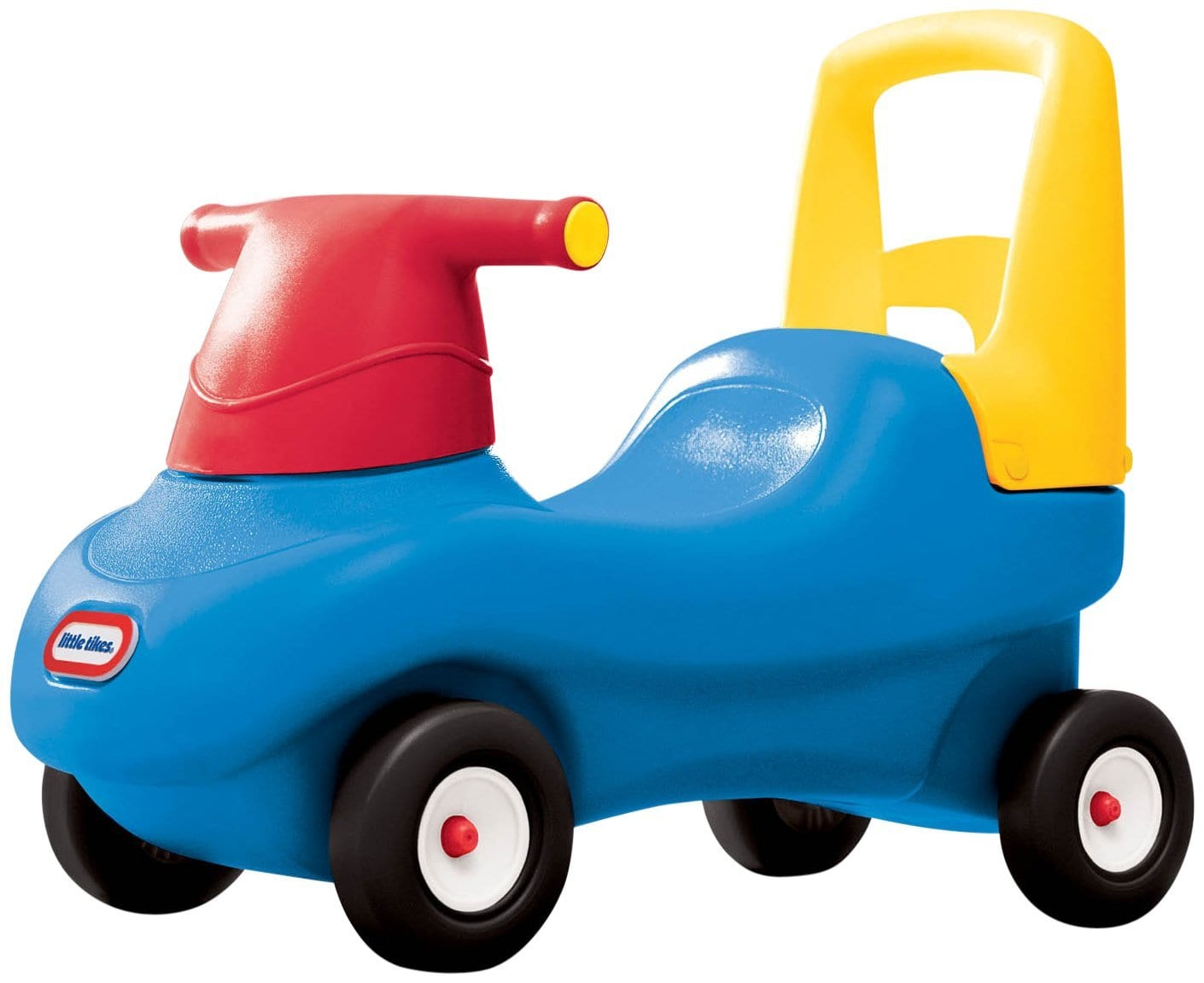 2. Little Tikes Push and Ride Racer