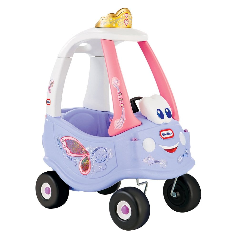 6. Little Tikes Cozy Coupe Fairy