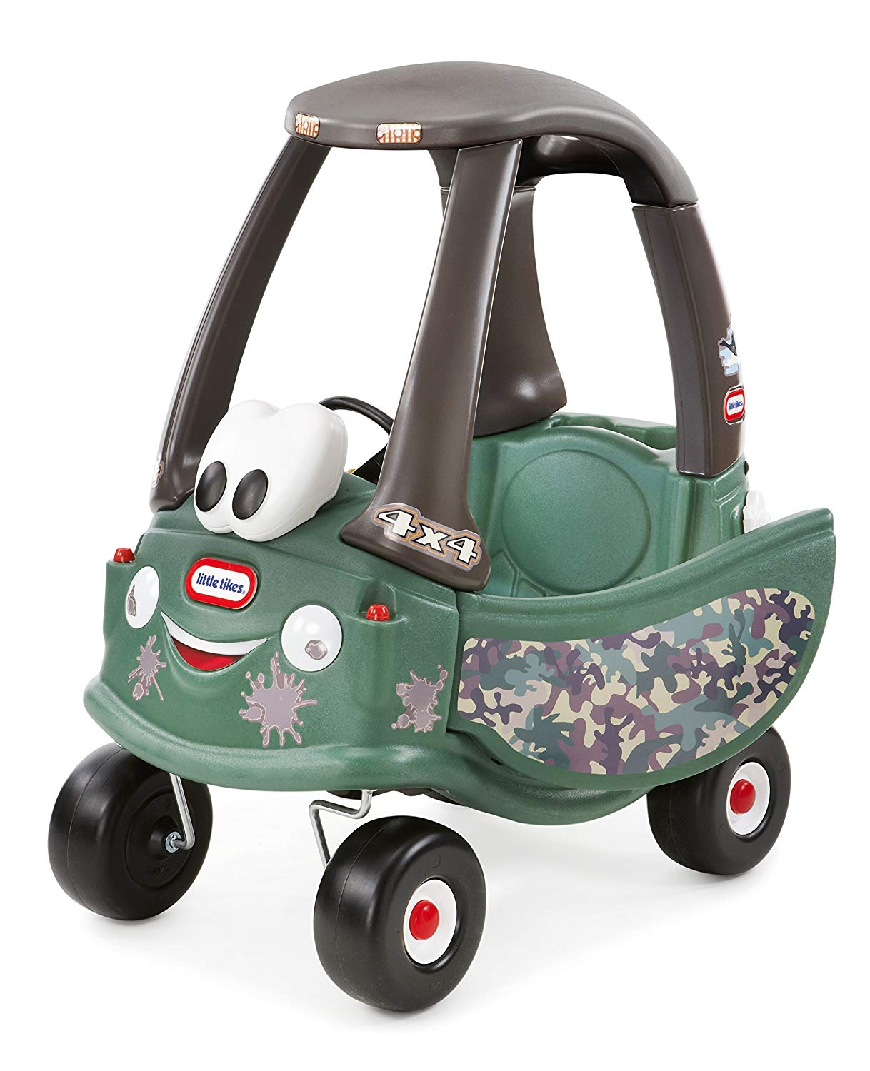 7. Little Tikes Cozy Coupe Off-Roader