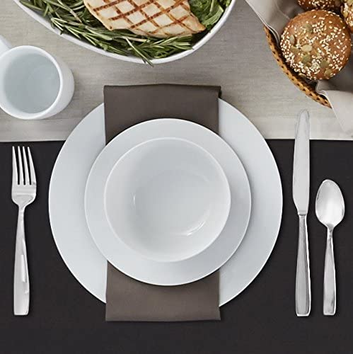 Amazonbasics 16-Piece Kitchen Dinnerware Set