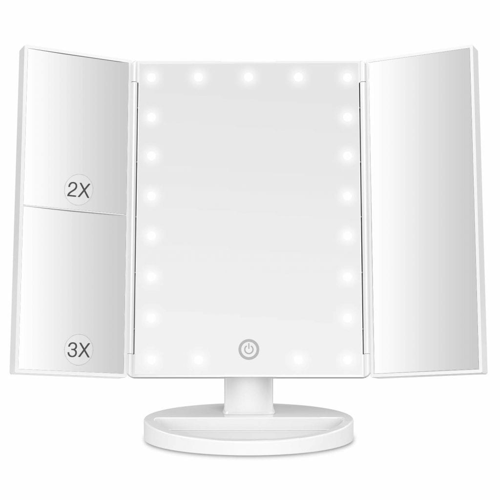 BESTOPE Makeup Vanity Mirror with Lights