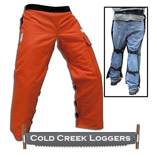 Cold Creek Loggers Chainsaw Safety