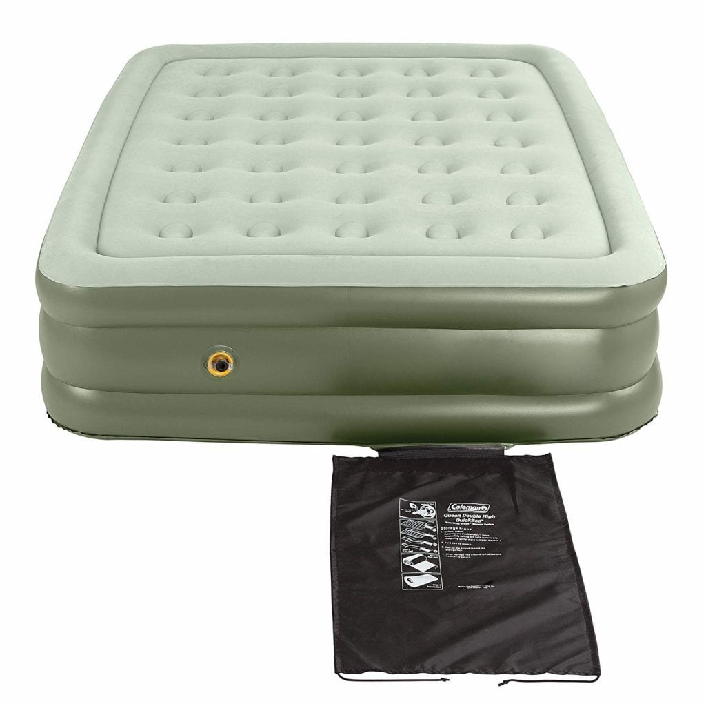 Coleman SupportRest Double High Airbed