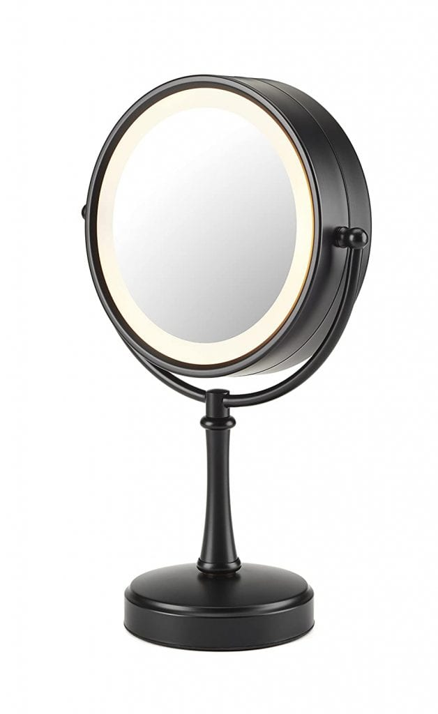 Conair Reflections Lighted Vanity Makeup Mirror