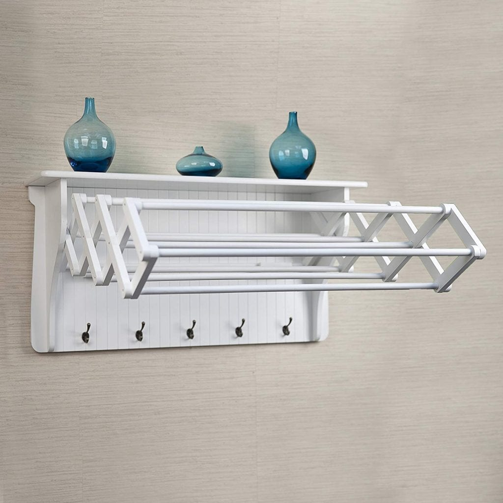 Danya B Accordion Clothes Drying Rack