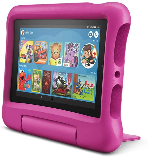 Fire Edition Kids 7 Pink, 16 GB Tablet