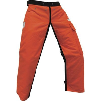 Forester Chainsaw Pocket Orange Length