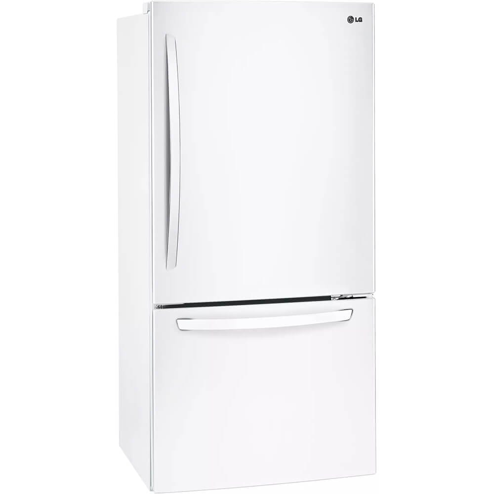 LG LDCS24223S 24 Cu.ft Bottom Freezer Refrigerator