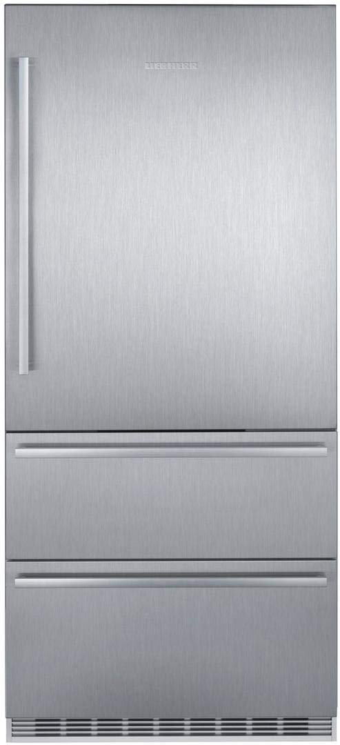 Liebherr CS2080 36 Inch Counter Depth Bottom Freezer