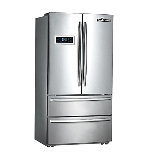 Thor Kitchen Cabinet Depth French Door Refrigerator