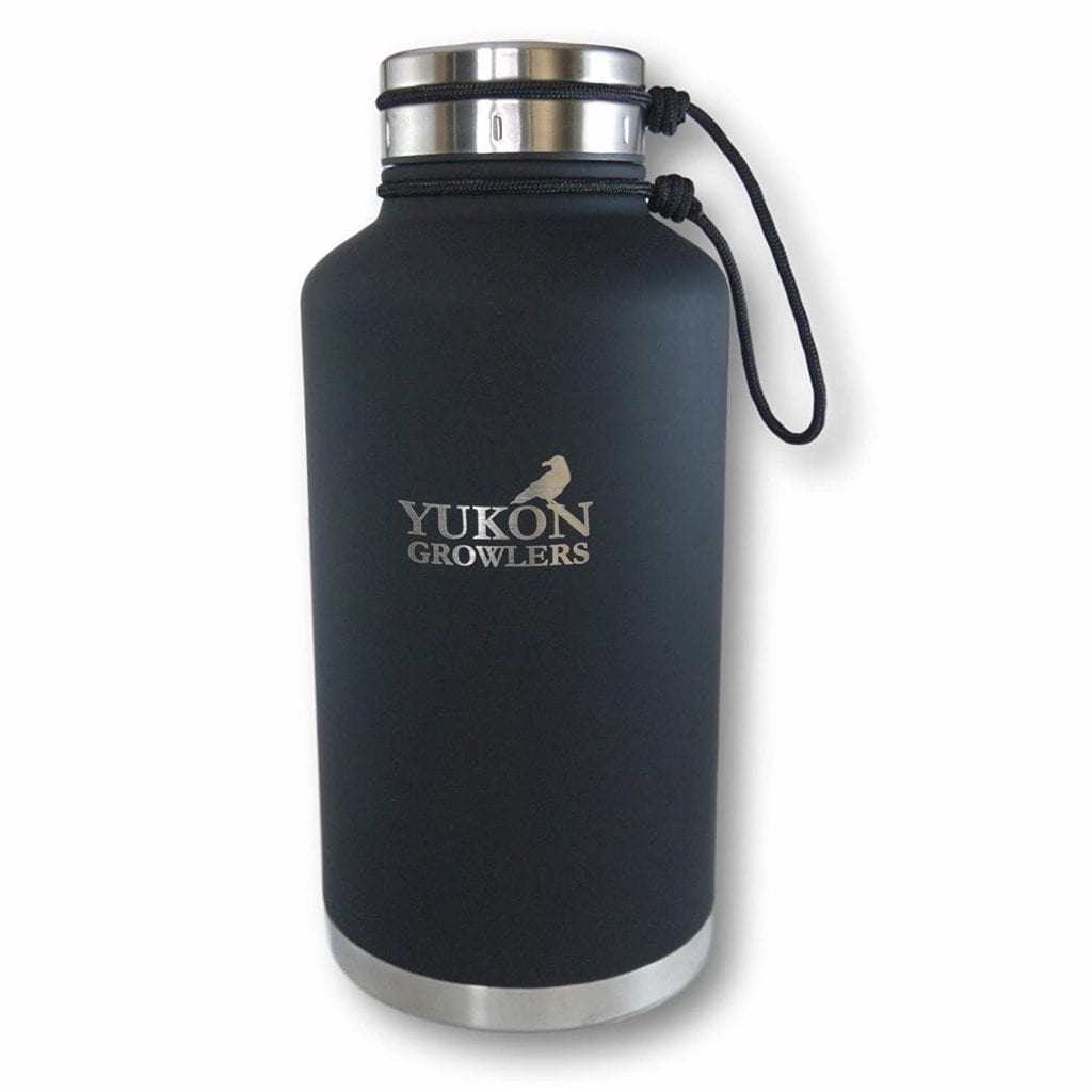 Yukon Growlers Insulated Growler – 64 oz