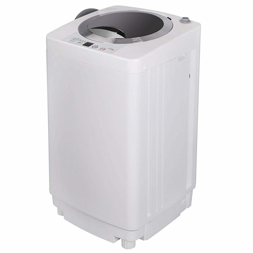 ZENSTYLE Portable Compact Mini Washing Machine