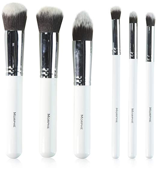 6 Piece Brushes by Morphe