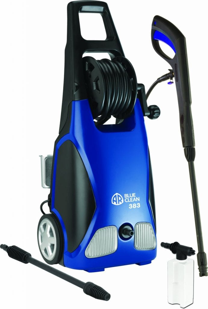 AR Blue 1,900 PSI Pressure Washer