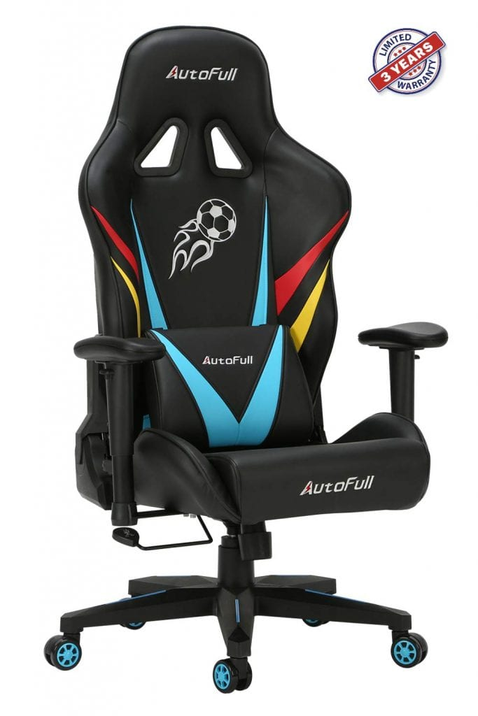 AutoFull Pro Ergonomic Gaming Chair