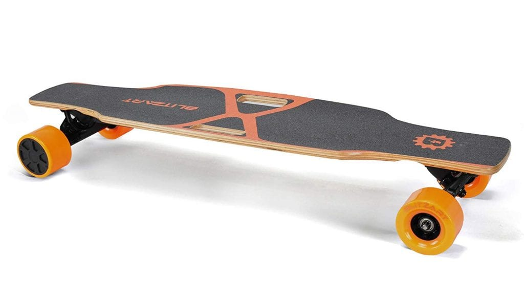 BLITZART X-Plore Electric Skateboard