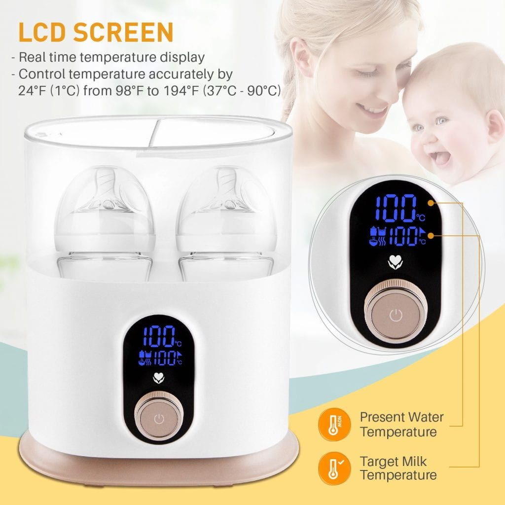 Babebay Baby Bottle Warmer