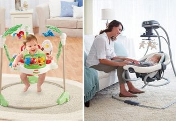 Best Baby Swings in 2019