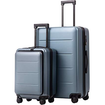 COOLIFE Luggage Suitcase Piece Set