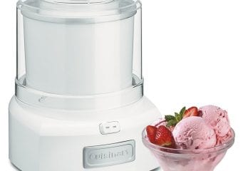 Cuisinart ICE-21 1.5 Quart Yogurt-Ice Cream Maker