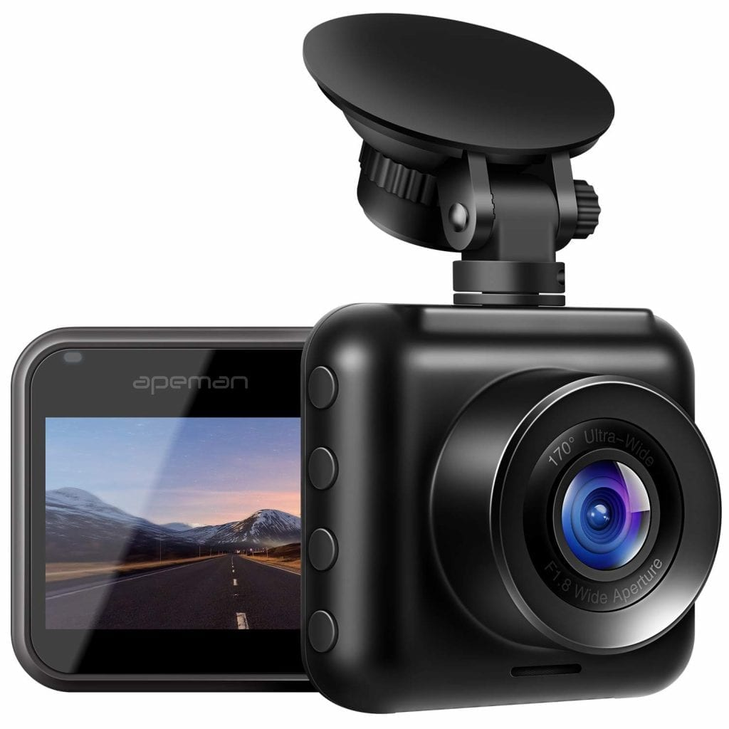 Top 10 Best Dual Dash Cams In 2019 - All Top Ten Reviews-9355