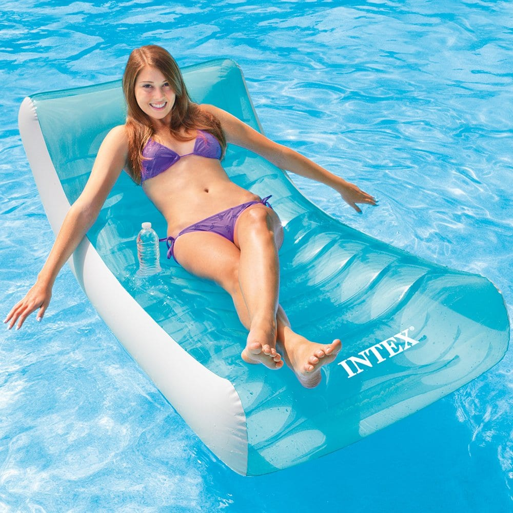 Intex Rockin' Inflatable Lounge