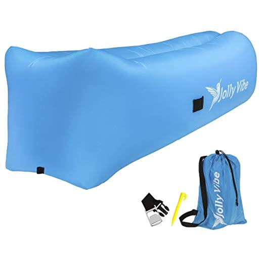 Jolly Vibe Inflatable Air Lounger