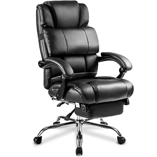 Merax Portland Big & Tall Executive Recliner